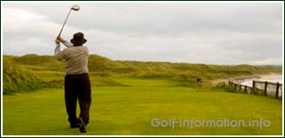 Ballybunion golf course, ireland