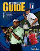 Official 2009 PGA Guide