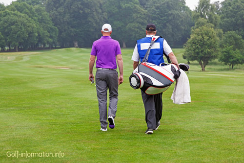 Caddie Tips for the Beginner