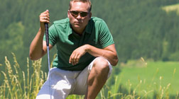 Golfing with Sunglasses