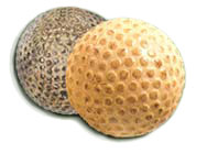 Haskell golf balls