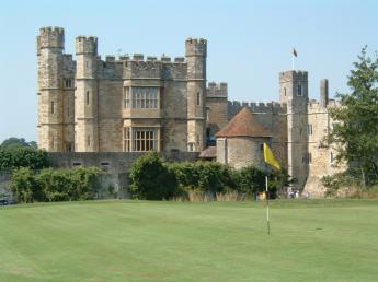 Leeds Castle Golf Photo by David Playford